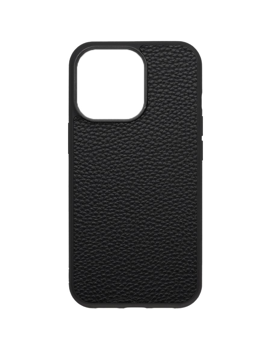 Black Vegan iPhone 13 Pro Case