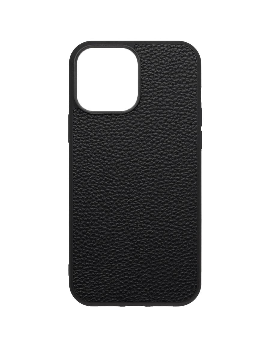 Black Vegan iPhone 13 Pro Max Case
