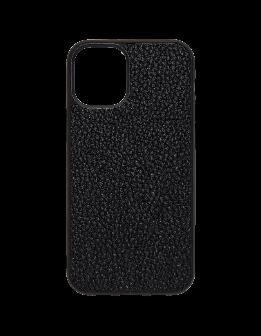 Black Vegan iPhone 12 MINI Case