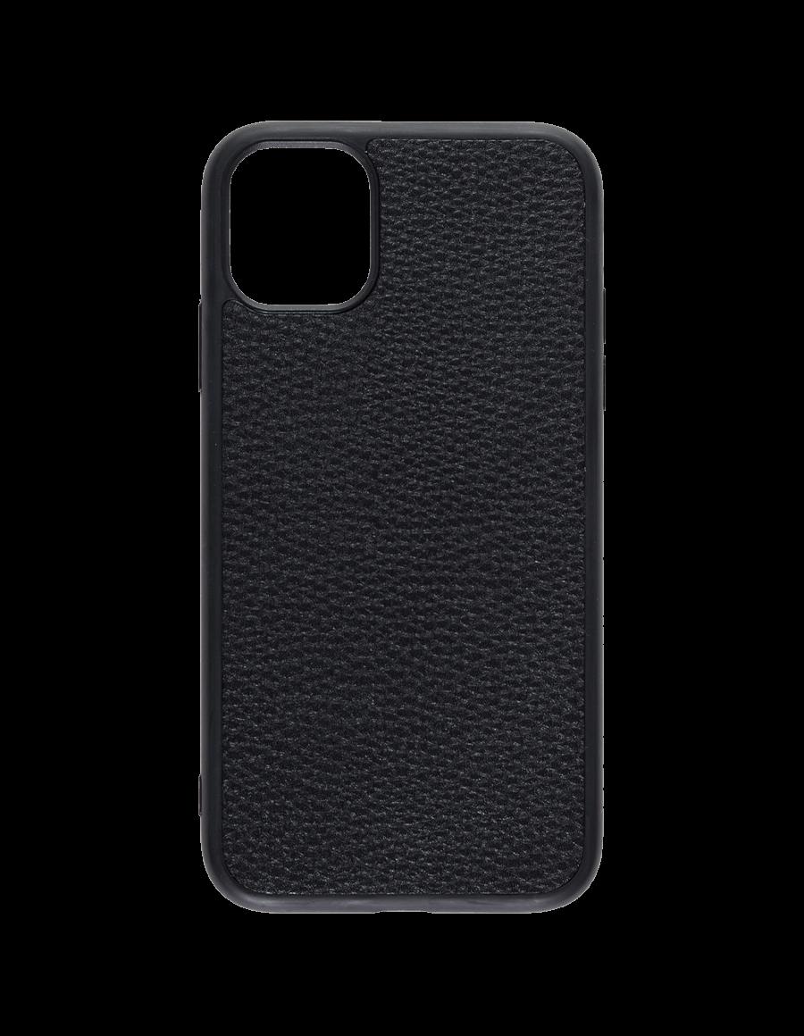 Black Vegan iPhone 11 Case