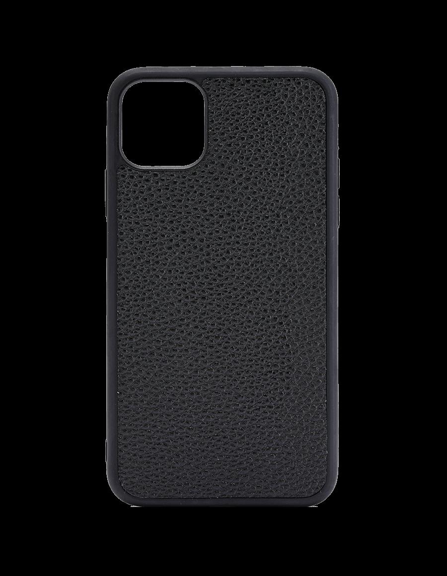 Black Vegan iPhone 11 Pro Case