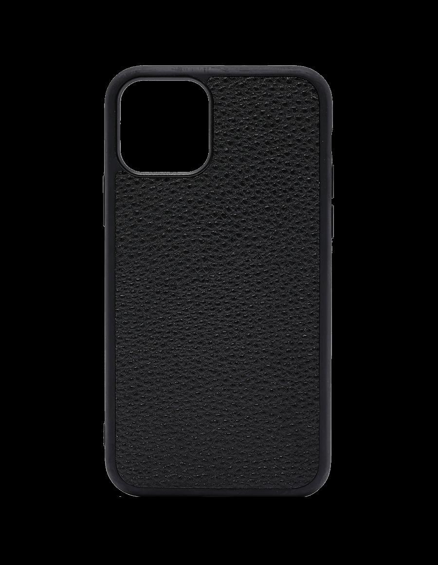 Black Vegan iPhone 11 Pro Max Case