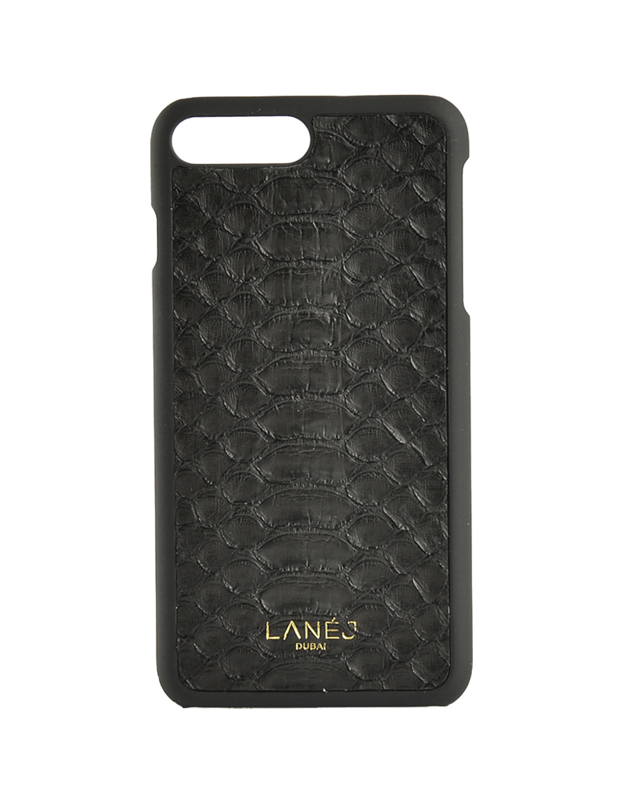 Black Python Iphone 7+/8+ With Border