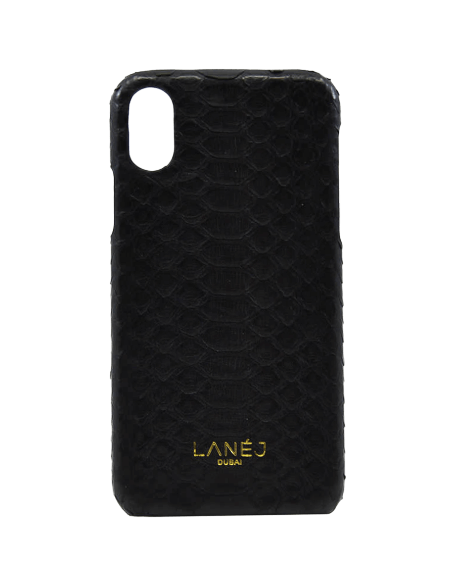 Black Python Iphone X/XS
