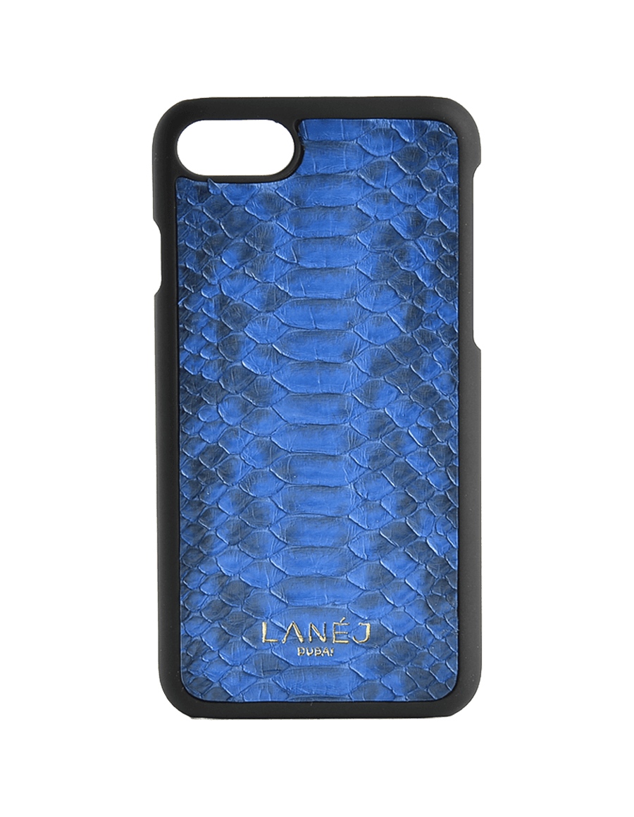 Blue Python Iphone 7/8 With Border