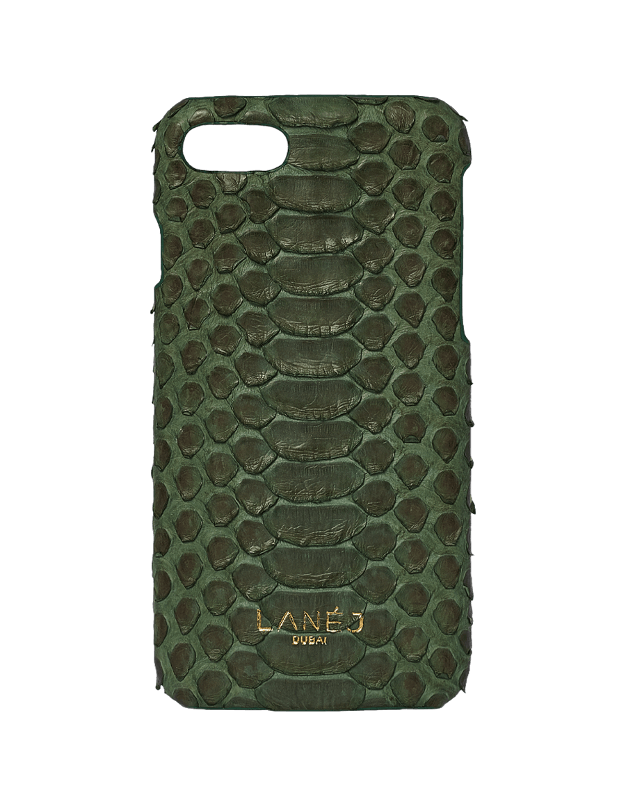 British Green Python Iphone 7/8