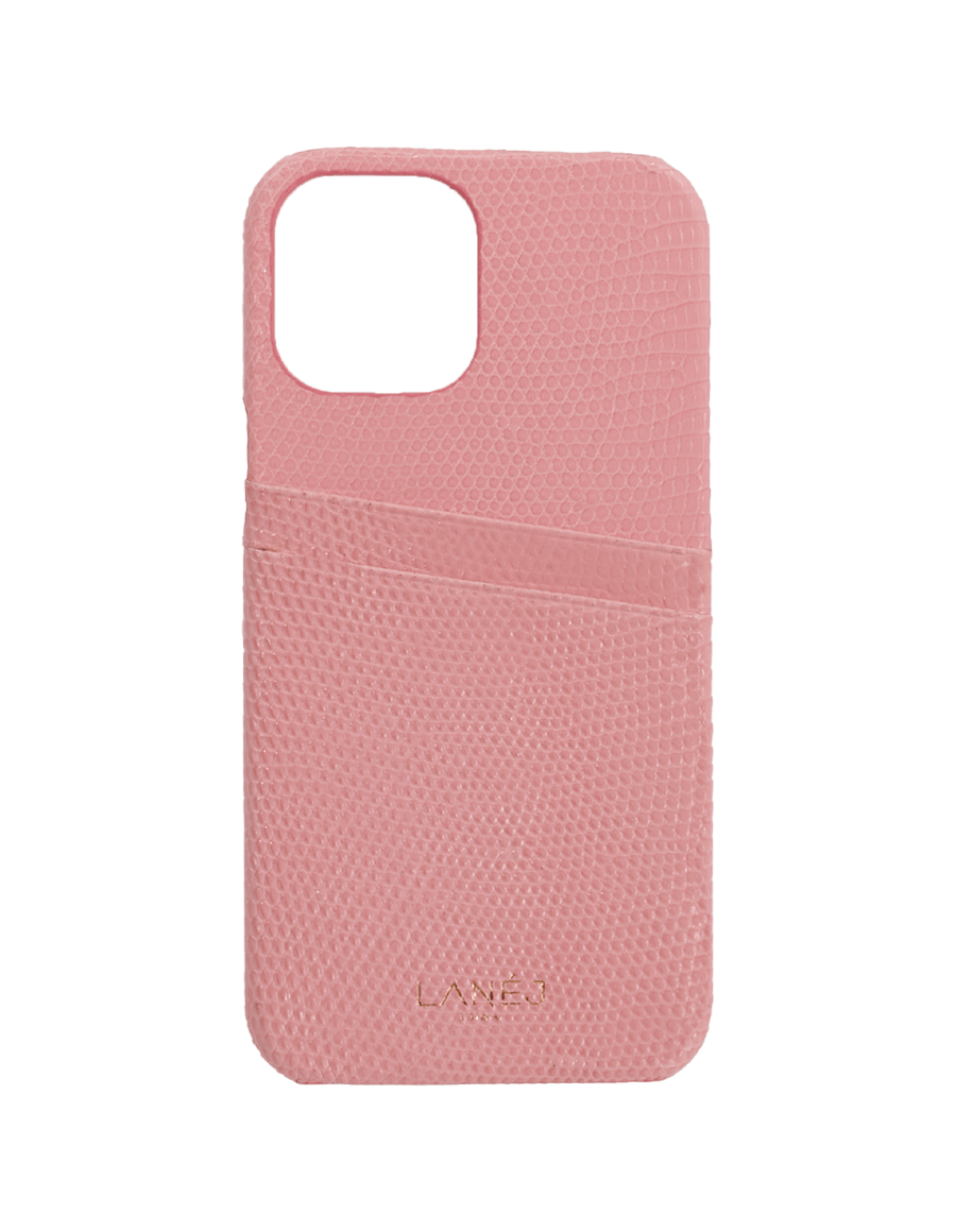 Candy Pink Lizrad iPhone 12 Pro Max Case