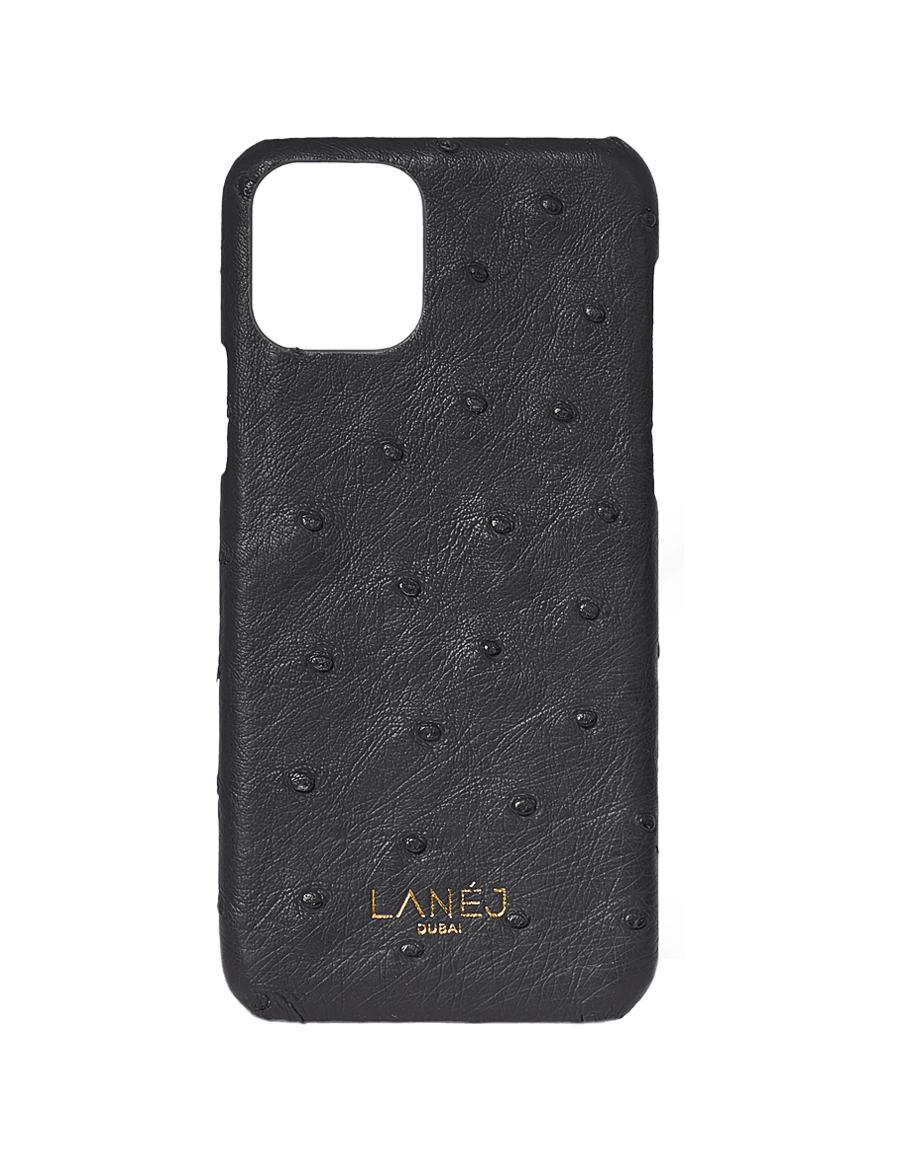 Charcoal Ostrich Iphone 11 Pro