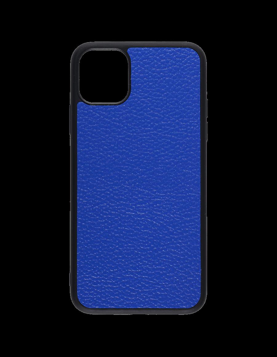 Cobalt Blue Vegan iPhone 11 Pro Max Case
