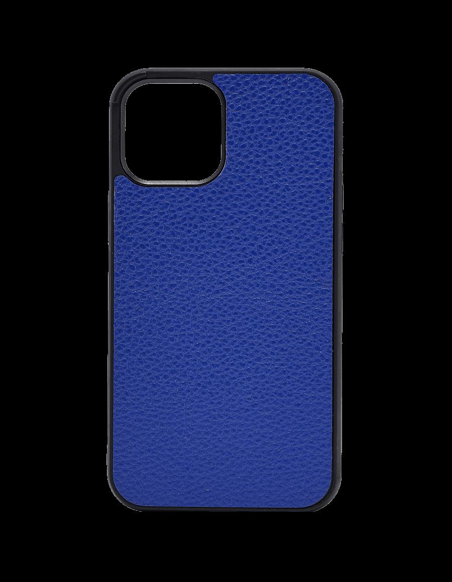 Cobalt Blue Vegan iPhone 12 Pro Max Case