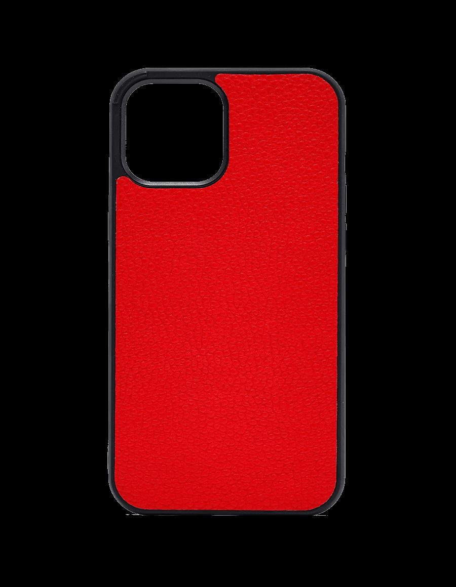 Fire Red Vegan iPhone 12 / 12 Pro Case