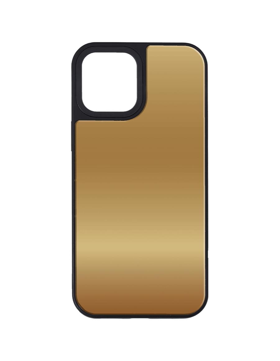 Gold Mirror iPhone 12 / 12 Pro Max Case