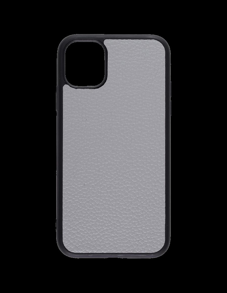 Grey Vegan iPhone 11 Case