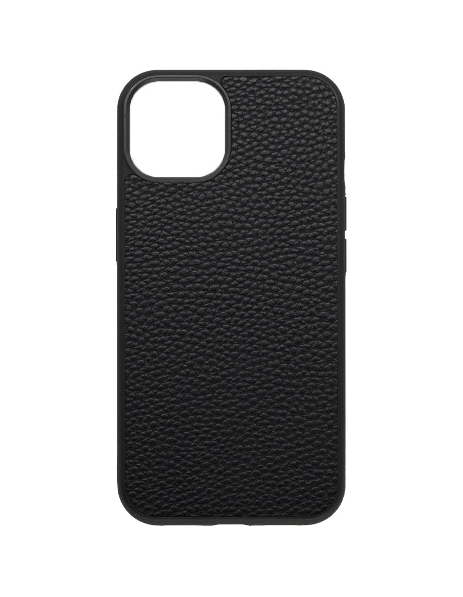 Black Vegan iPhone 13 Case