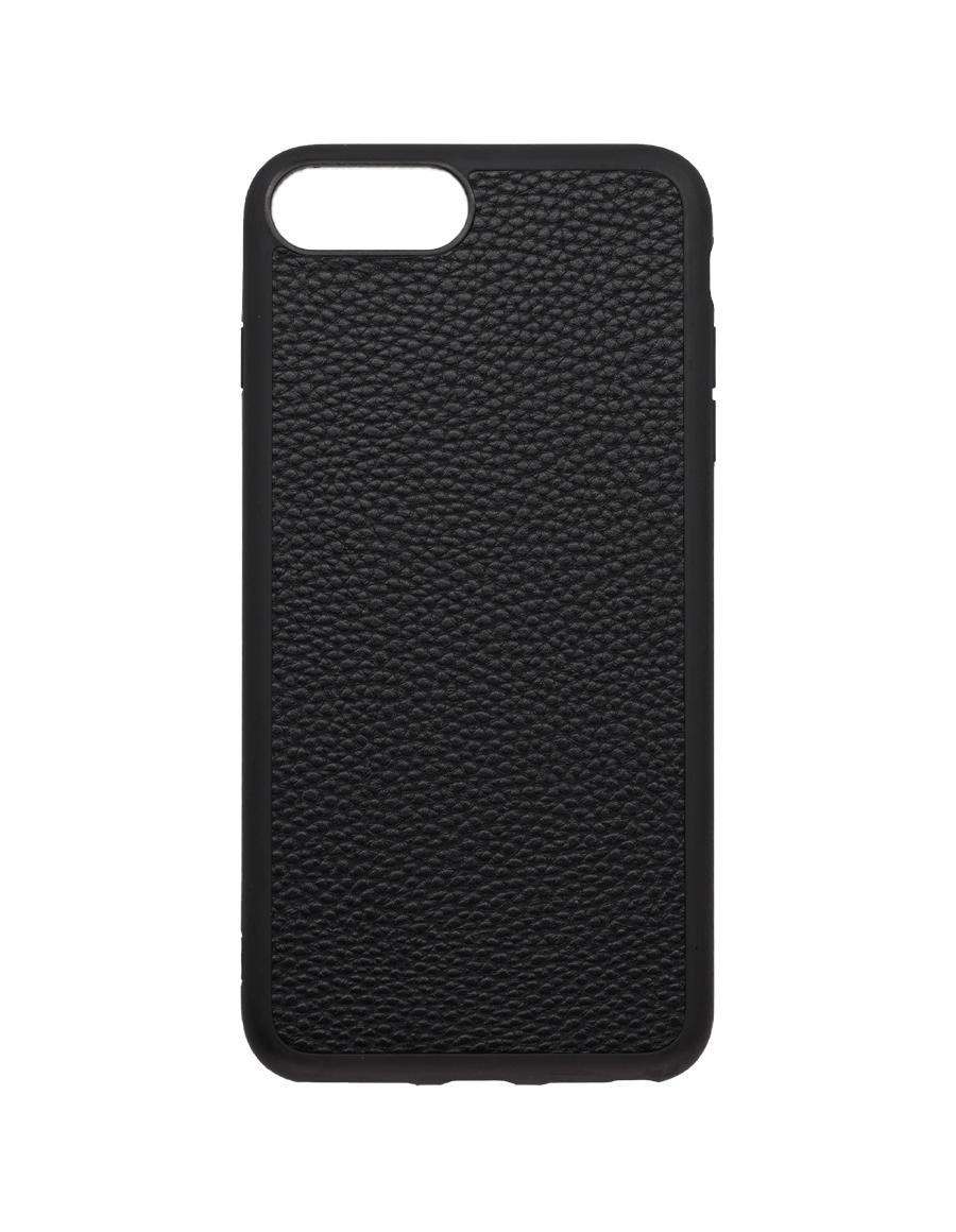 Black Vegan iPhone 7+/8+ Case