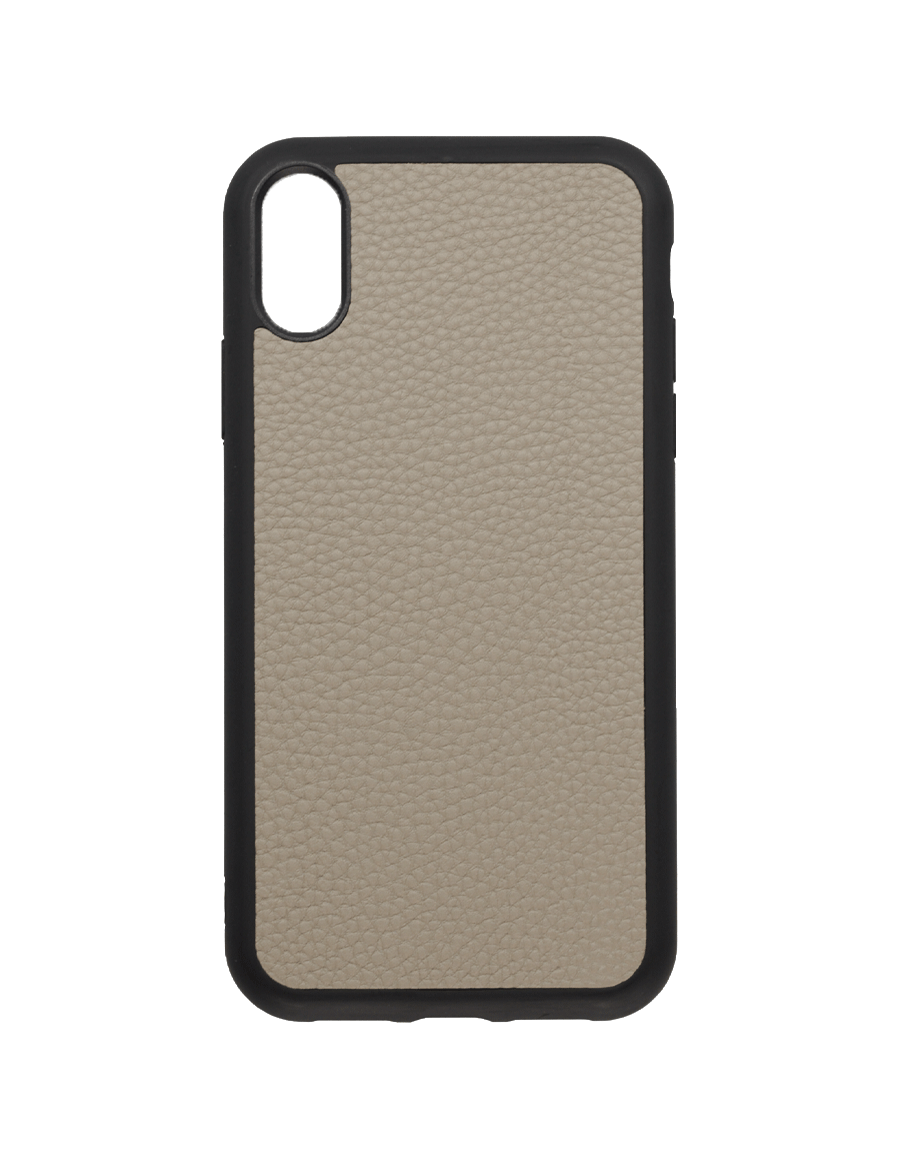 Storm Grey  Vegan  iPhone XR Case