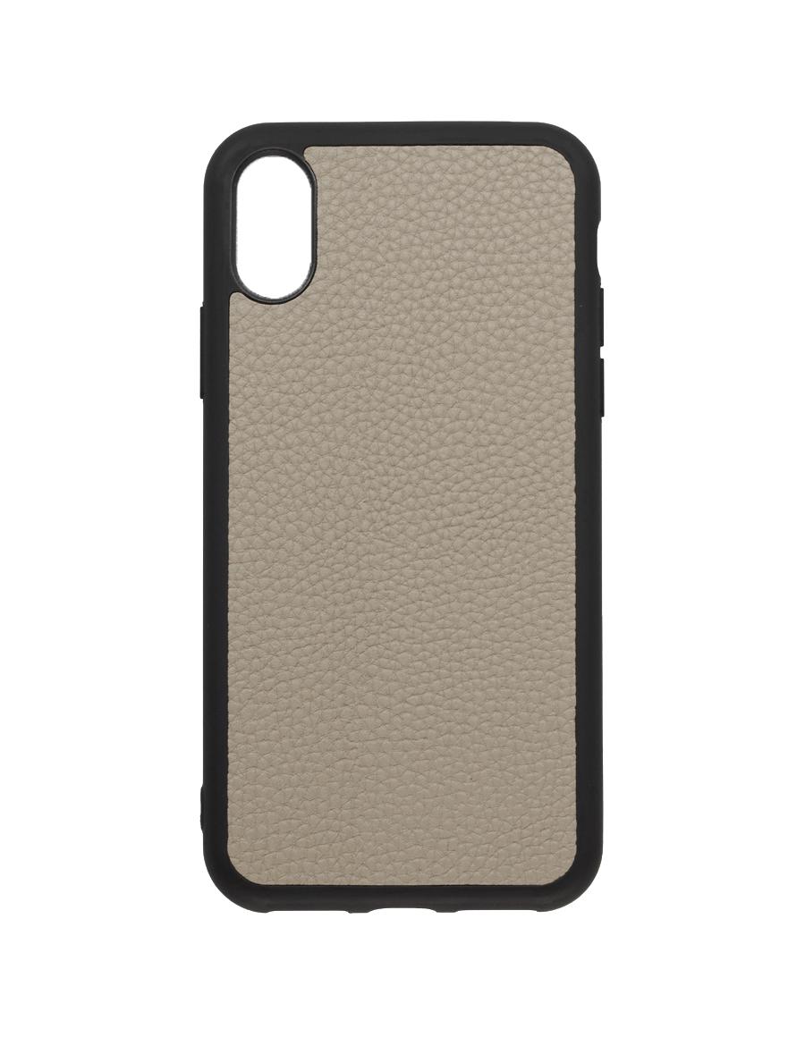 Storm Grey Vegan iPhone X/XS Case