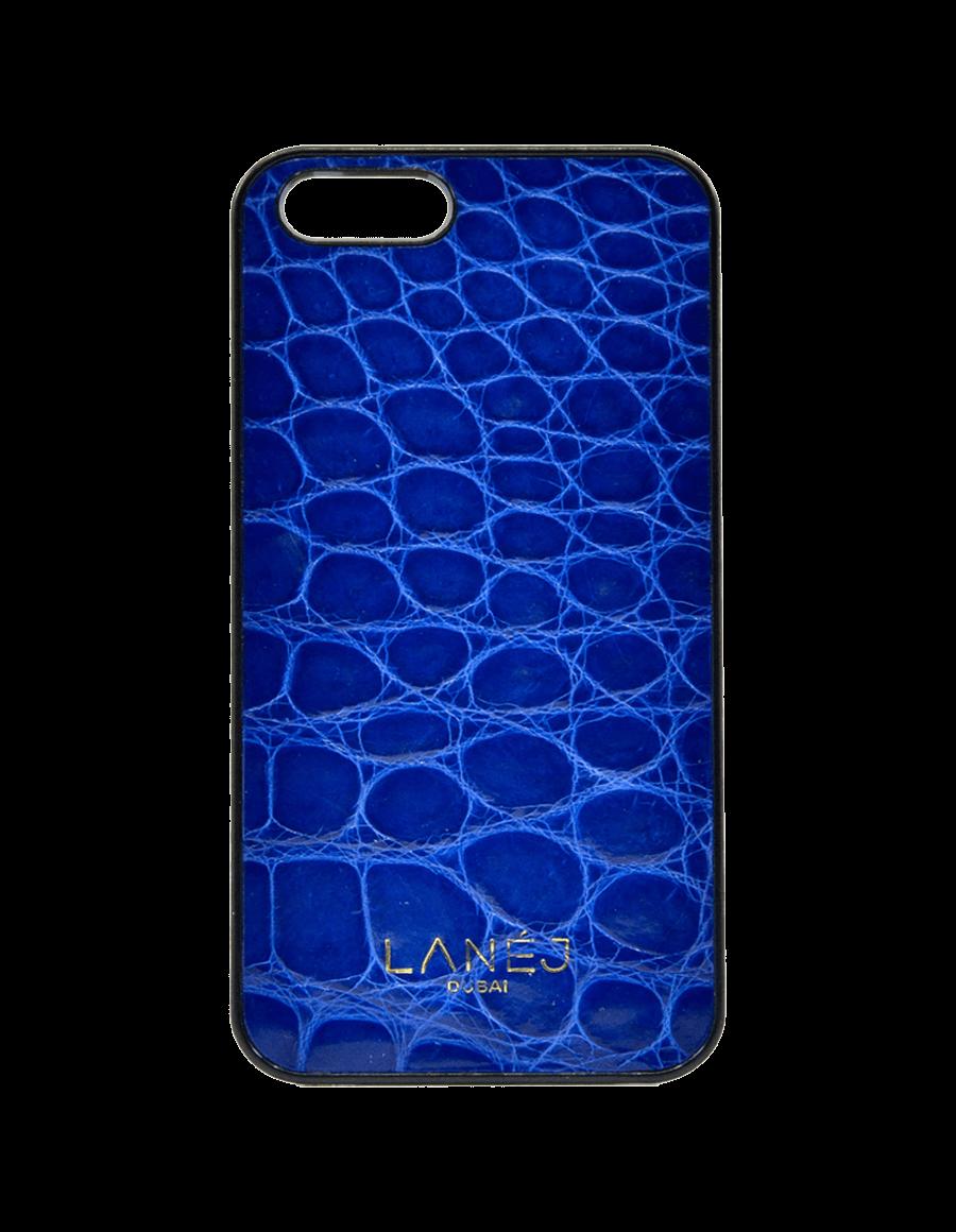 Blue Crocodile Iphone SE