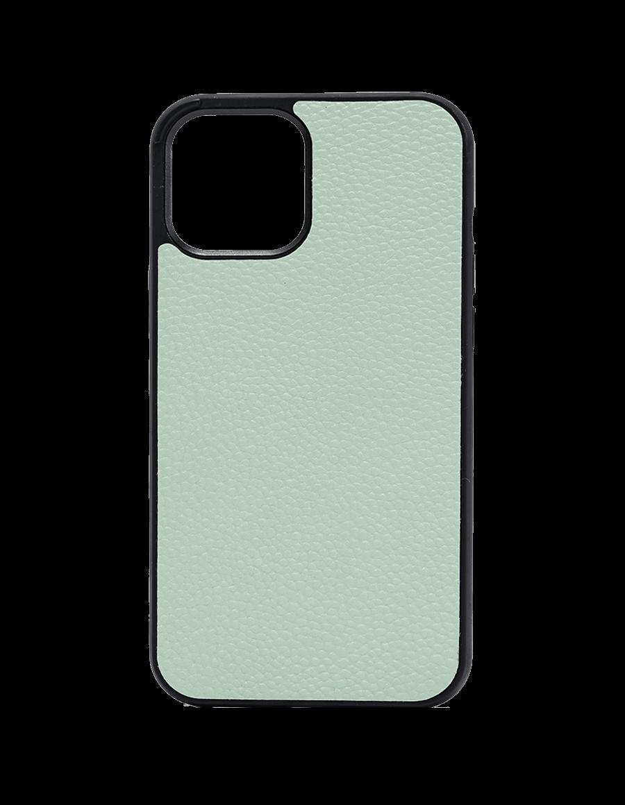 Mint Green Vegan iPhone 12 Pro Max Case