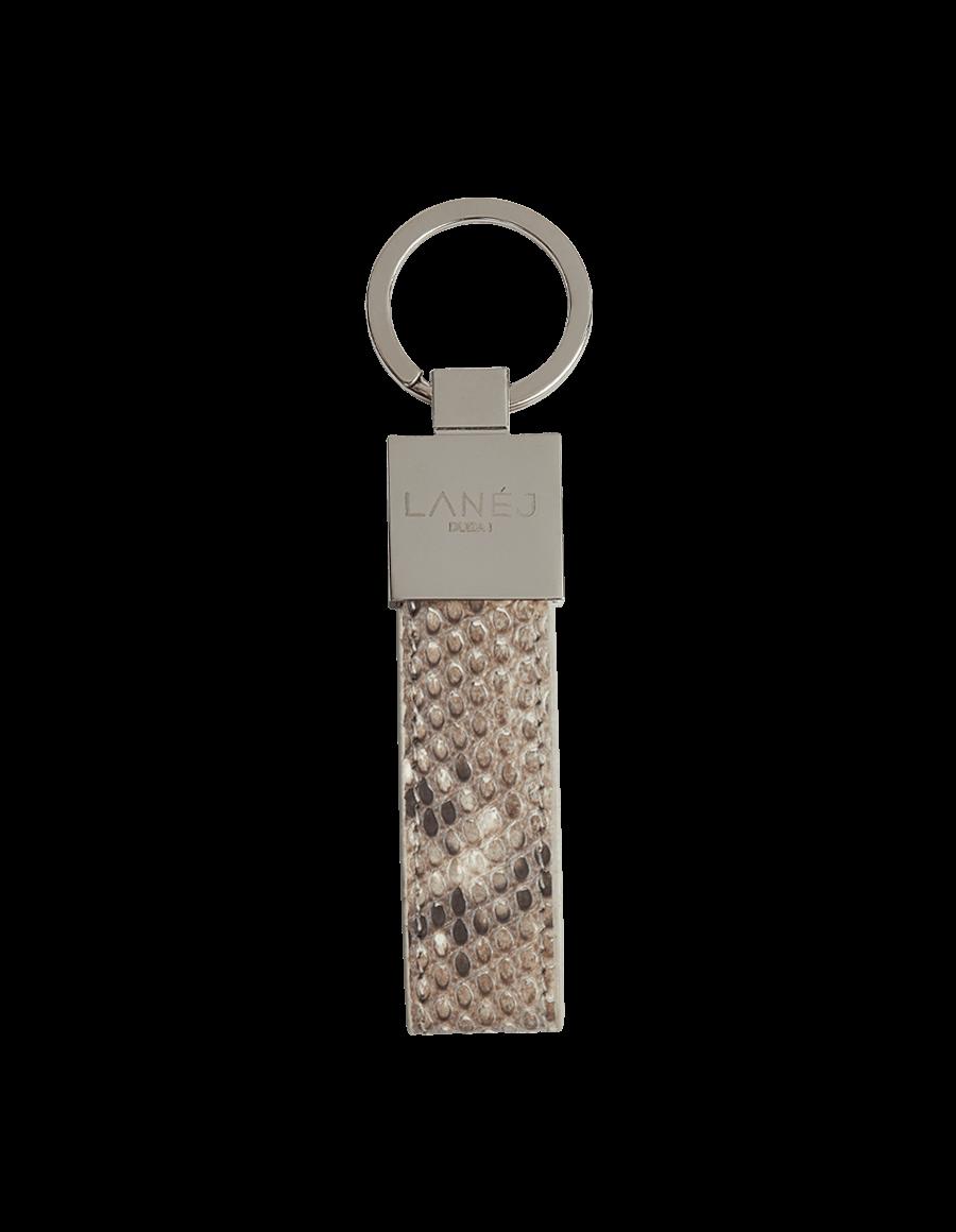 Natural Python Signature Keychain