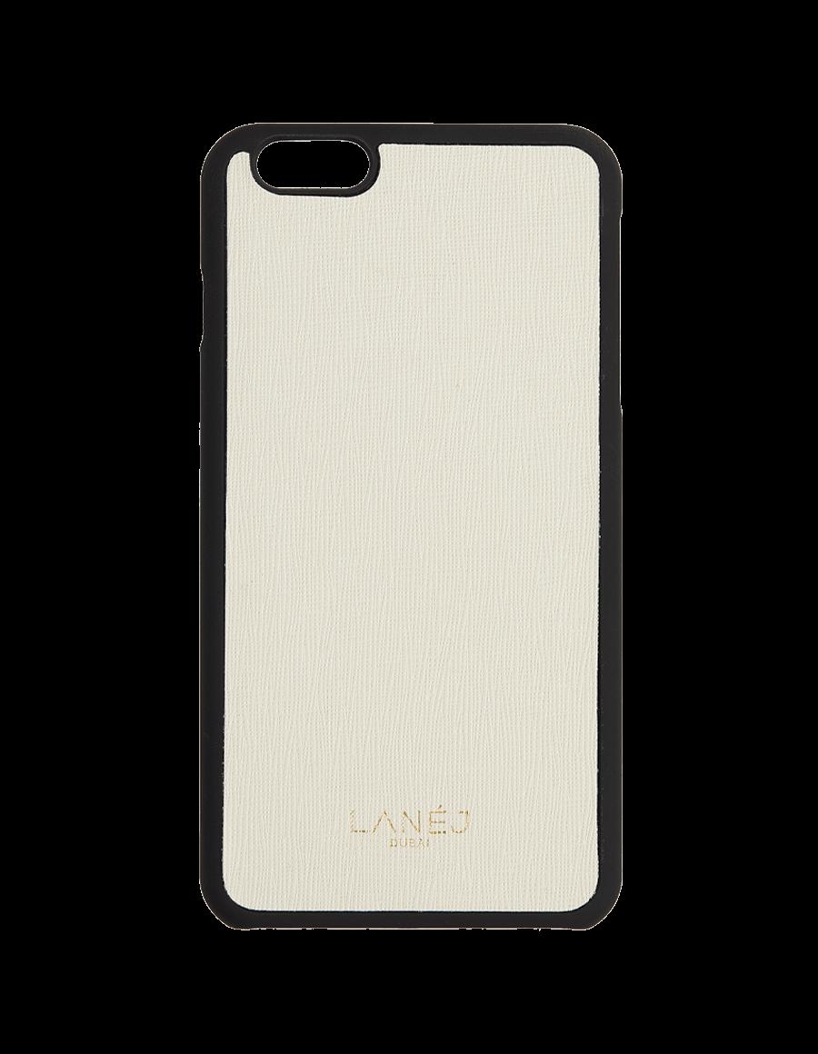 White Saffiano Iphone 6/6S