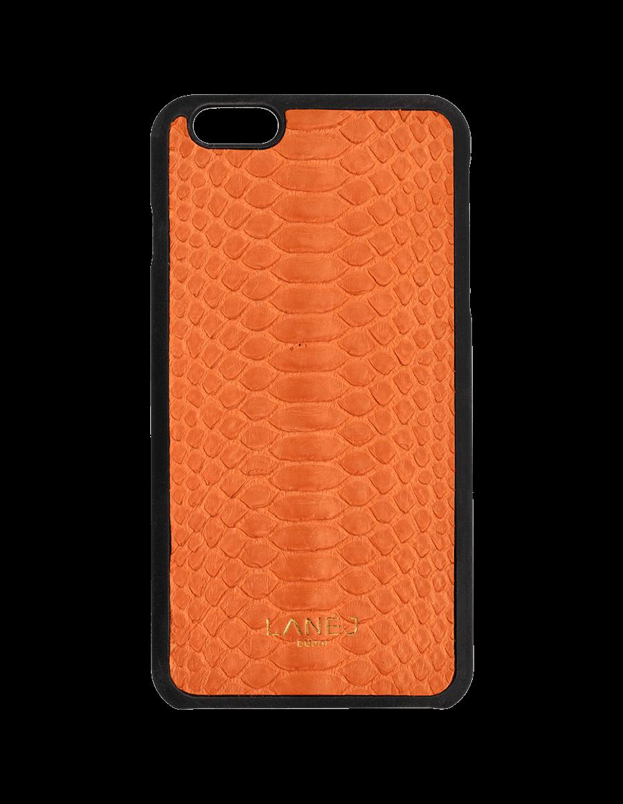 Orange Python Iphone 6/6S