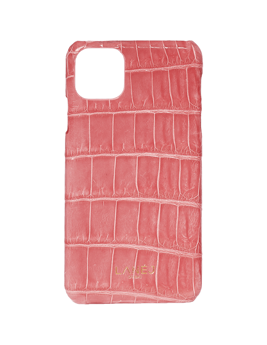 Orchid Pink Croc Iphone 11 Pro Max