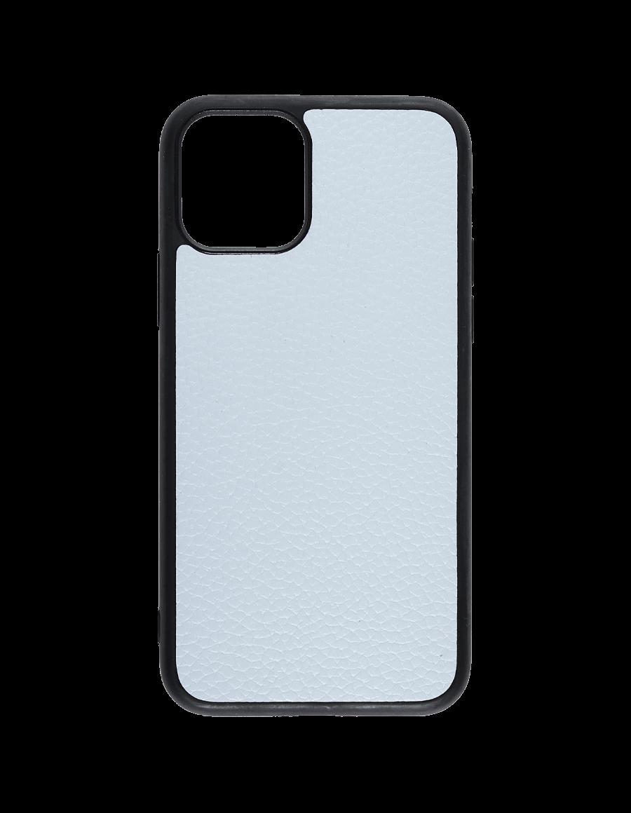 Pastel Blue Vegan iPhone 11 Pro Case