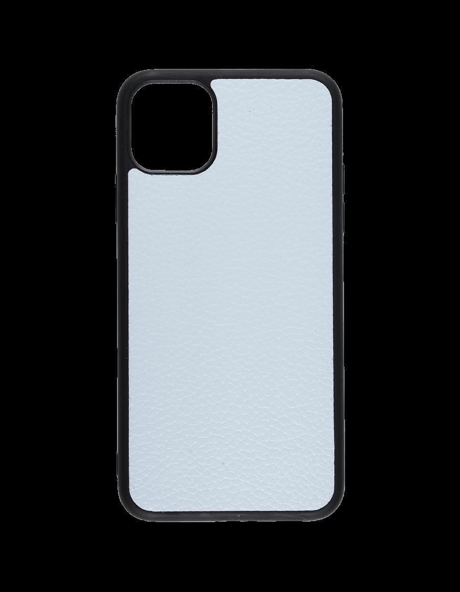 Pastel Blue Vegan iPhone 11 Pro Max Case