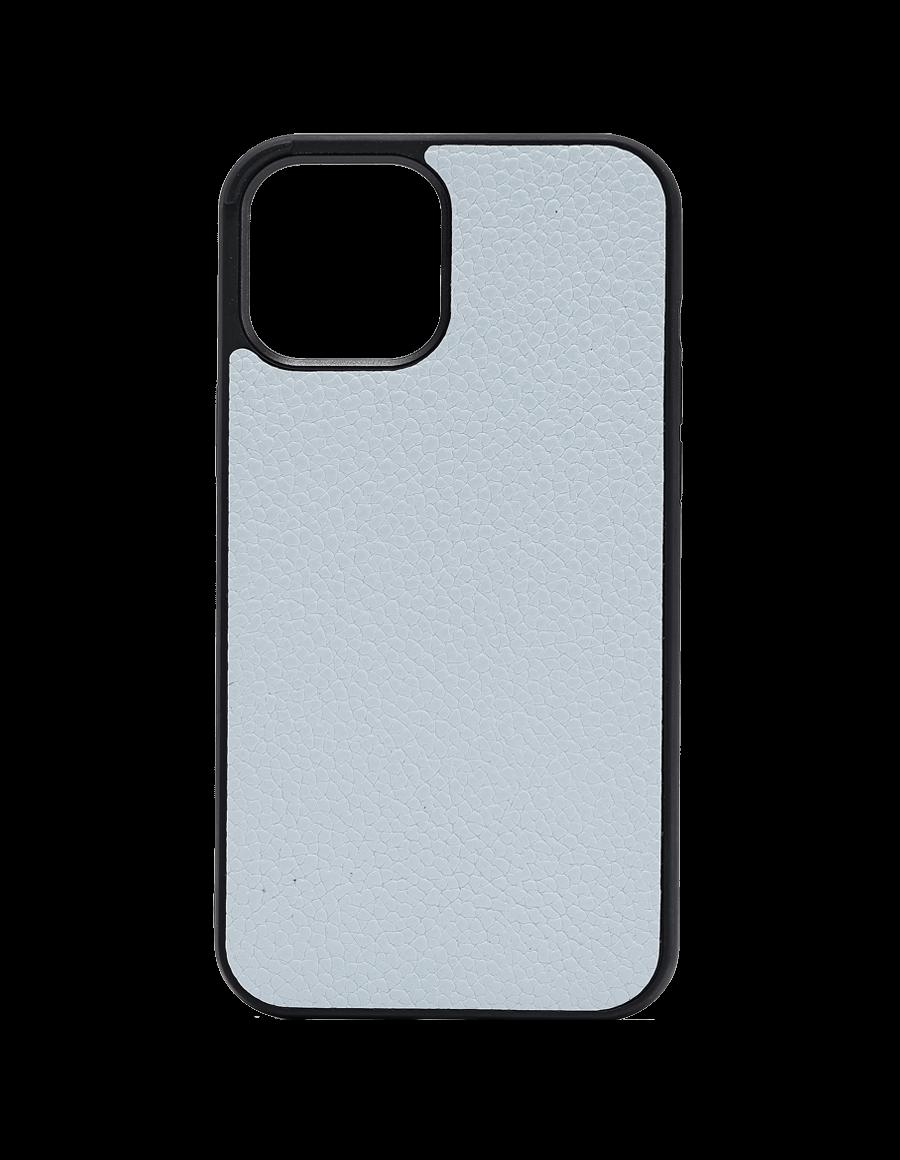 Pastel Blue Vegan iPhone 12 / 12 Pro Case