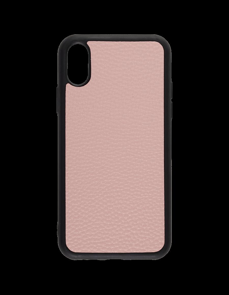 Nude Vegan iPhone X Case
