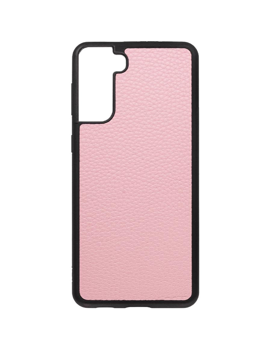 Blush Pink Vegan Samsung S21 Plus Case