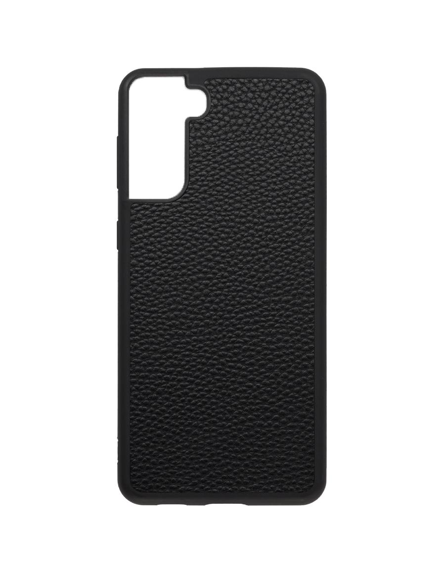 Black Vegan Samsung S21 Plus Case