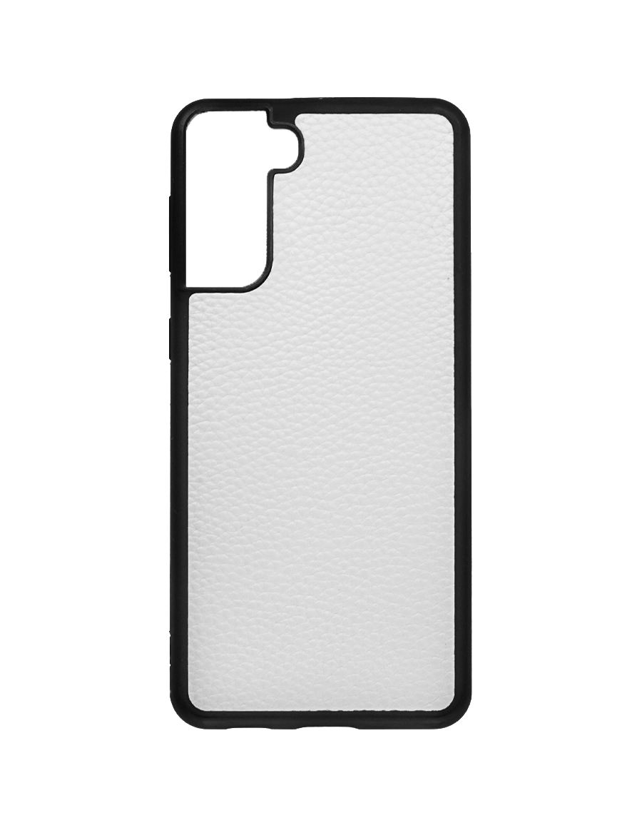 Snow White Vegan Samsung S21 Plus Case
