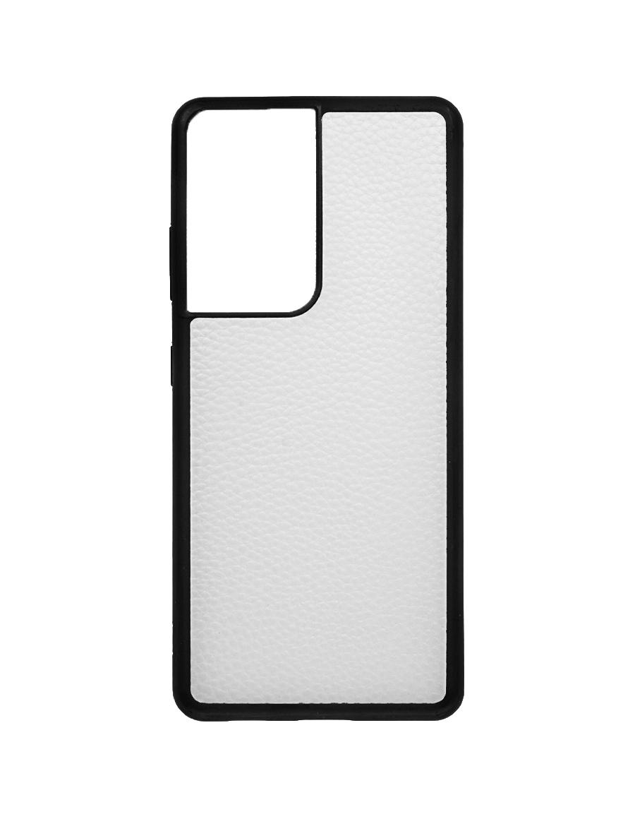 Snow White Vegan Samsung S21 Ultra Case