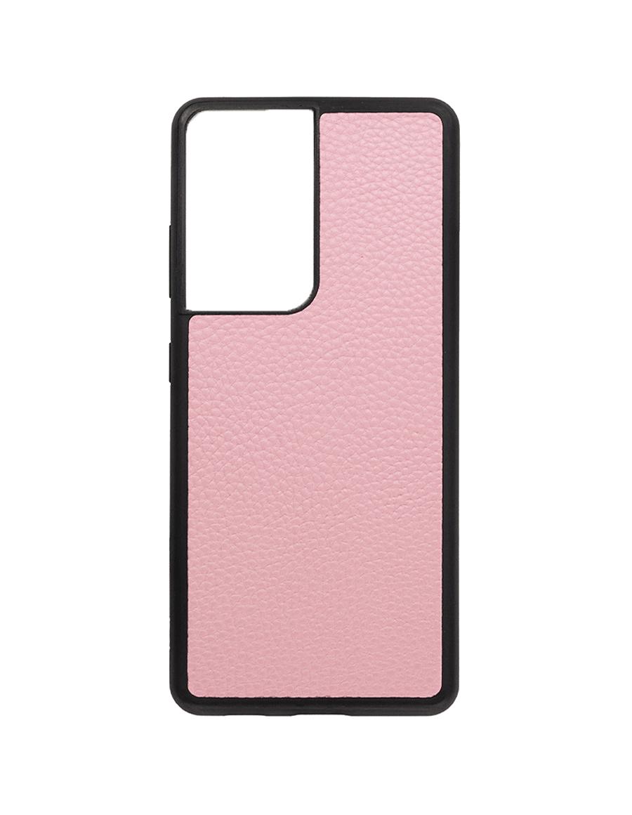 Blush Pink  Vegan Samsung S21 Ultra Case
