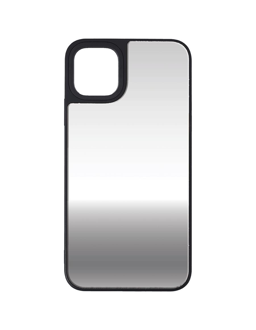 Silver Mirror iPhone 11 Pro Max Case
