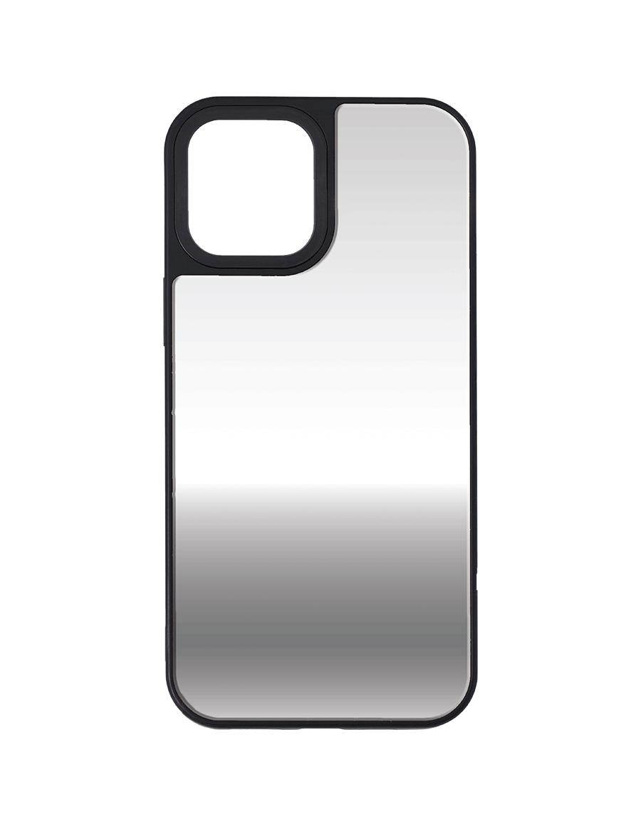 Silver Mirror iPhone 12 / 12 Pro Max Case
