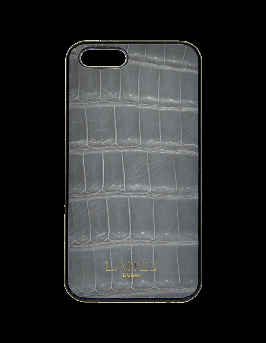 Grey Crocodile Iphone SE