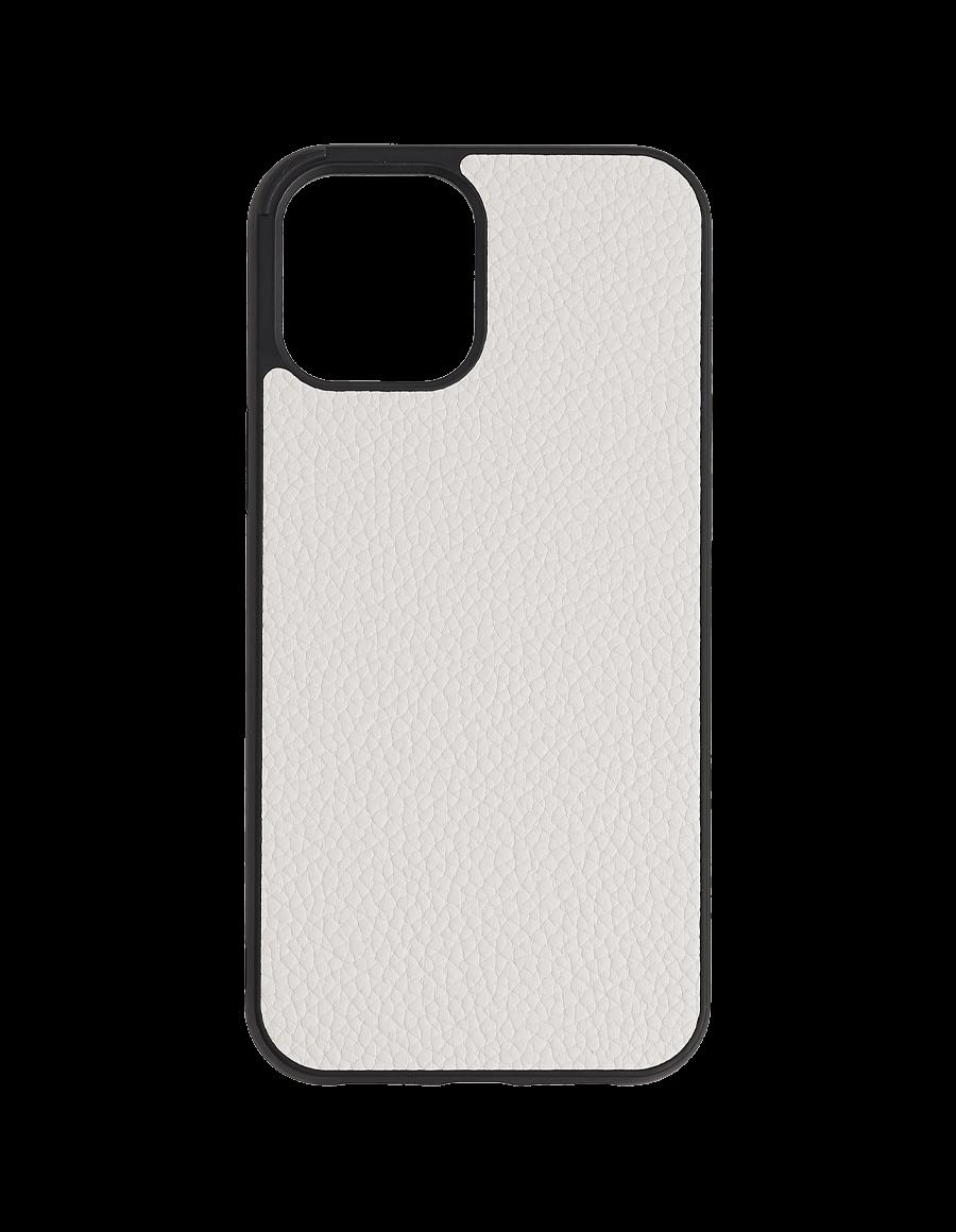 Snow White Vegan iPhone 12 Pro Max Case