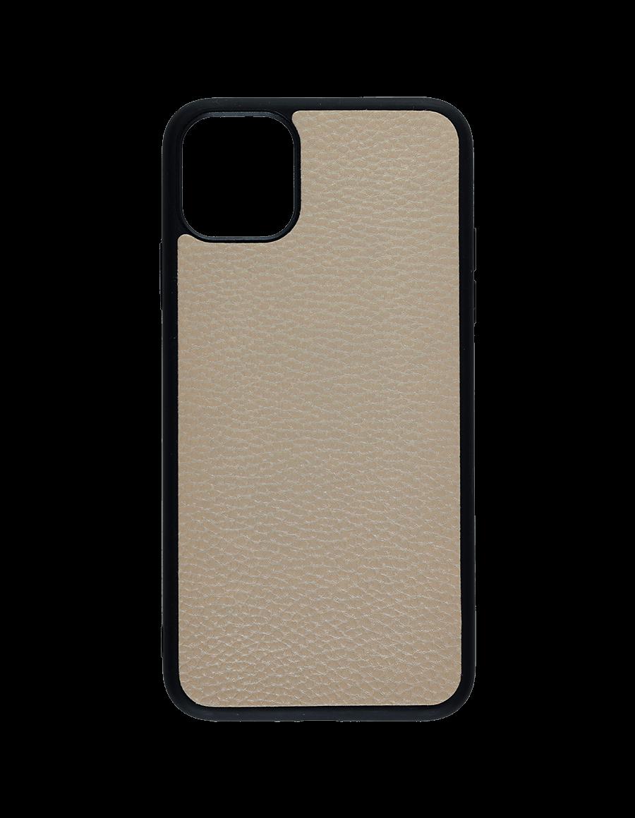 Storm Grey Vegan iPhone 11 Pro Max Case
