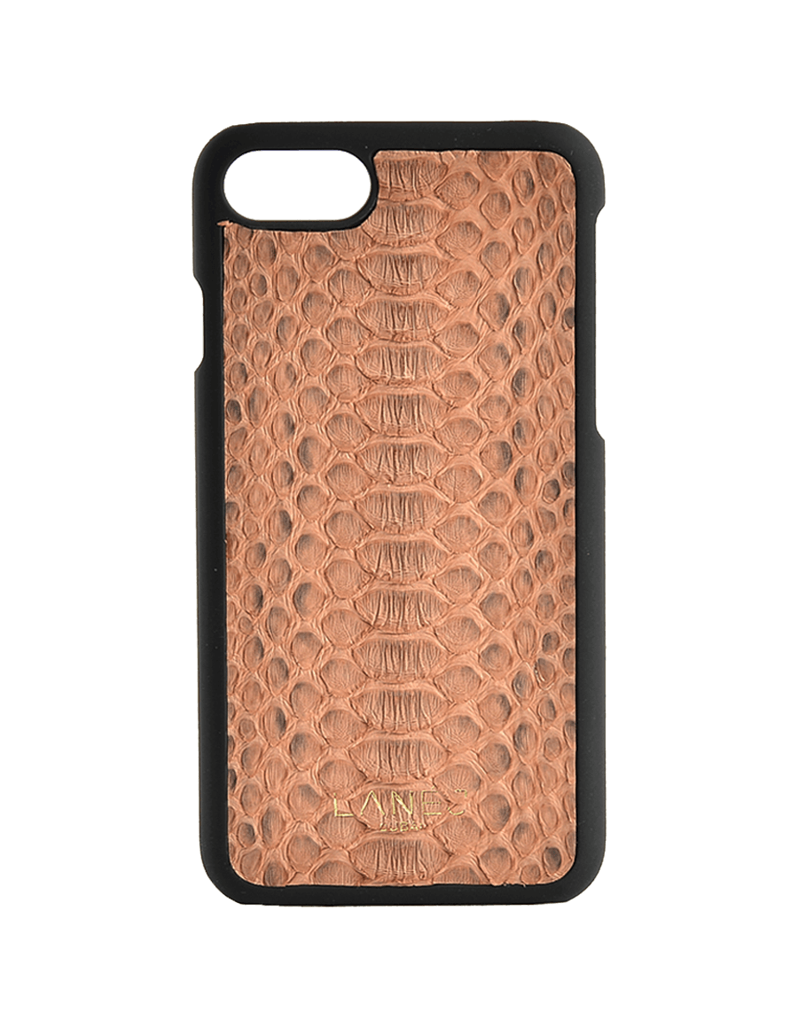 Tan Python Iphone 7/8 With Border