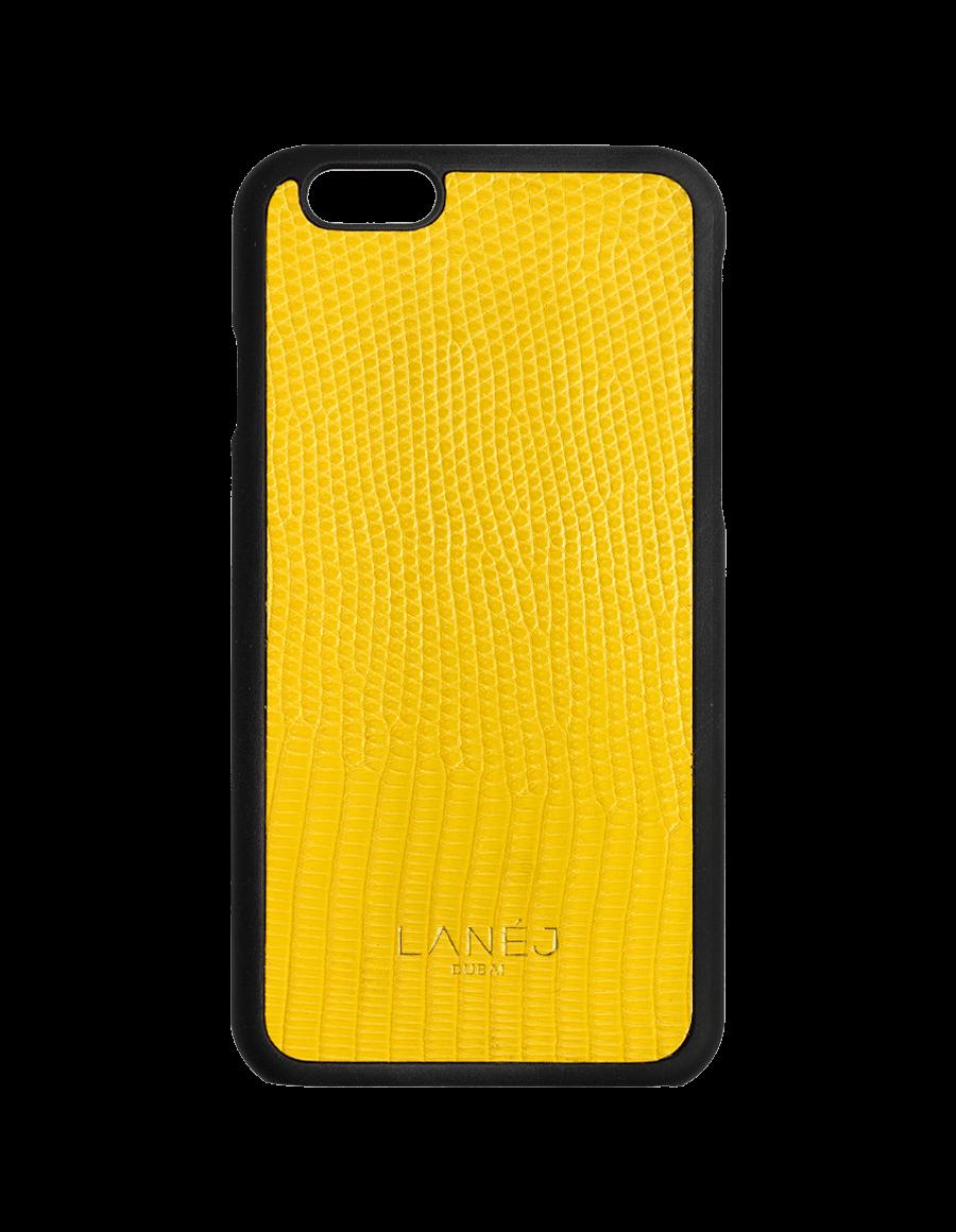 Yellow Lizard Iphone 6/6S